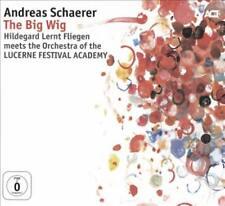 ANDREAS SCHAERER - BIG WIG [DIGIPAK] * NEW CD