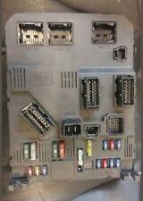 S118085320 E 9653667580 BSI PEUGEOT FUSEBOX ECU