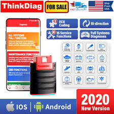 THINKDIAG OBD2 Bi-Directional Scanner Car Bluetooth Full-System Diagnostic Tool