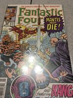 """FANTASTIC FOUR"" Issue #324 (Mar, 1989) Marvel Comic f. KANG THE CONQUEROR"