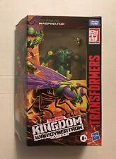 Transformers War For Cybertron Kingdom Waspinator Deluxe NEW NIB 2021 *in Hand