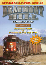 Beaumont Hill Combo DVD San Gorgonio Pass Pentrex Cab Ride Southern Pacific SP