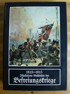 Illustrierte Geschichte der Befreiungskriege 1813 - 1815  von Pflugk-Harttung