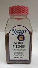 Allspice Powder Ground 6oz Fresh Mediterranean Halal Spice