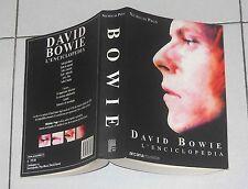 Nicholas Pegg DAVID BOWIE L'ENCILOPEDIA Arcana 2002 PERFETTO prima edizione