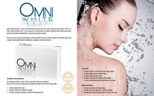 Omni White Soap - 135g By JC Premiere ( 3 pcs)