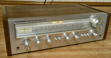 EXCELLENT VINTAGE PIONEER SX-550 AM FM STEREO RECEIVER SUPER CLEAN WORKS GREAT