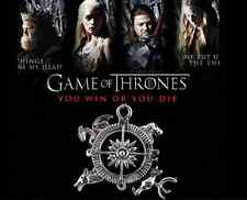 Game Of Thrones A Song of Ice and Fire Compass Pendant Necklace Fashion Anime