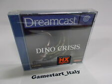 DINO CRISIS (SEGA DREAMCAST) NUOVO NEW SEALED PAL VERSIONE ITALIANA