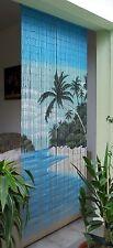 """Bambusvorhang Türvorhang """"Seychellen"""" ca. 90x200cm"""