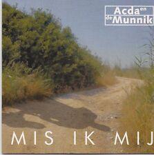 Acda en de Munnik-Mis I Mij cd single