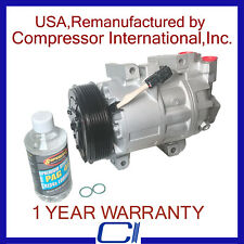 2013-2017 Altima 2.5L S Model OEM Reman A/C Compressor