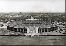 Berlin, Germany - Olympic Stadium - postcard c.1960s