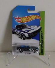 Hot Wheels - 69 Camaro - HW WORKSHOP  Heat Fleet - # 213