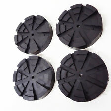 ROUND RUBBER PADS  Wheeltronic Lift Ammco Lift Magnum Lift set of 4 pads HD