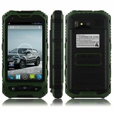 A8+ Land Rover Waterproof Android 4.4 Dual-Core Wifi GPS Rugged Smartphone Phone