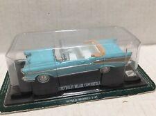 DelPrado 1957 Chevrolet Belair Convertible 1/43