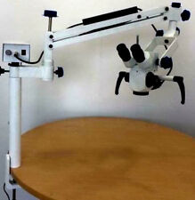 New LED 3 Step Ophthamic Surgical Operating Microscope Portable