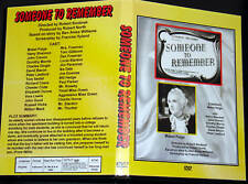 SOMEONE TO REMEMBER - DVD - Mabel Paige, Peter Lawford