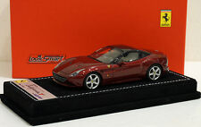 Looksmart 1/43 Ferrari California T 2014 Rosso California Alcantara Base LS431A