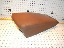 Mercedes Early W123 CE Coupe Rear seat TOBACCO center Add a seat 1 Cushion,Ty#1