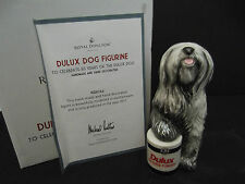 Royal Doulton * 50 Years Of The Dulux Dog *  * Boxed * NEW & UNUSED *