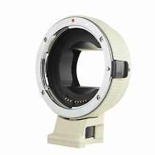Electronic Auto Focus Adapter Canon EOS EF-S Lens to Sony NEX A7 A6000 Camera