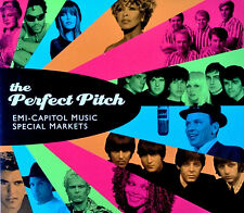 PERFECT PITCH - EMI - CAPITOL - 20 TRACK CD - S. MILLER, J. GEILS, CROWDED HOUSE