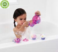 Munchkin Bath Toy Tea and Cupcake Set Age 24m +