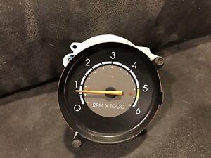 1986-1988 Chevrolet Monte Carlo SS El Camino Tachometer Tach