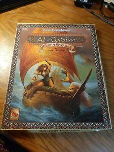 Al Qadim Golden Voyages by Zeb Cook AD&D TSR 9366 1992