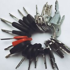 33 Keys Heavy Equipment / Construction Ignition Key Set CAT Volvo Kubota Deere