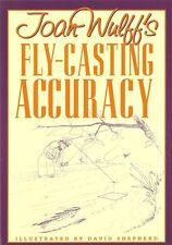WULFF ANGLING BOOK FLY FISHING BOOK JOAN WULLFS FLY CASTING ACCURACY pbk BARGAIN