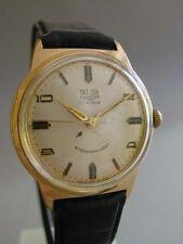 Erwachsene polierte Glashütte Original Armbanduhren mit 12-Stunden-Zifferblatt