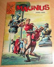 ED.FRATELLI SPADA  SERIE  MAGNUS ANNO 2000  N° 2  1972  ORIGINALE  !!!