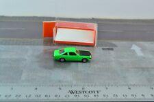 Euro Model Opel Manta Green Car 1:87 Scale HO (HO3)