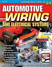 SA160 How To Automotive Wiring and Electrical Systems Book Electronics Circuits