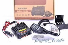 Mini 8900 Dual Band Car Mobile Two Way Radio 136-174Mhz & 400-480Mhz Transceiver