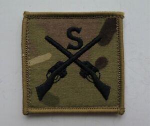 British Army Sniper MTP Qualification Badge