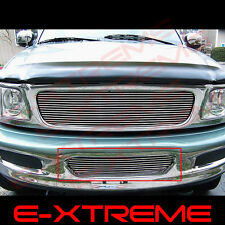 BILLET GRILLE GRILL FOR FORD F-150 4WD 97-98 BUMPER