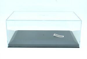 Bausteine Acryl Vitrine Plexiglas Schaukasten Große Selbstmontage für Minifigur