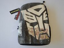 Transformers Bumblebee Optimus Boys Girls Kids Youth Bookbag School Backpack