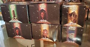 Full set Star Wars Episode 1 Taco Bell / KFC / Pizza Hut Sealed Toys; 28 pieces
