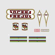 Frejus decalcomanie bicicletta -transfers-stickers N.4