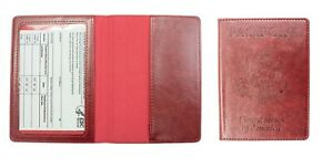 Passport Holder with Card Protector - 13 Colors