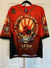 Five Finger Death Punch Jersey Medium Used Excellent Condition