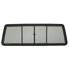 Duo-Vent Four Panel Slider with Solar Glass for 1994-1997 Ford Ranger and Mazda