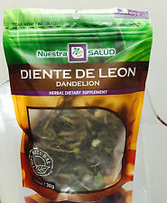 New Diente De Leon Nuestra Salud Made in Peru 30G Made Herbal Tea Te Dandelion