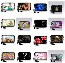 NEW Fashion Digital Camera Pouch Case Bag Pouch w/ Strap for NIKON Coolpix S3500