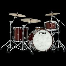 """TAMA STAR Jazz Red Burgundy Walnut Shellset 18""""/12""""/14"""" Lieferzeit 20 Wochen"""